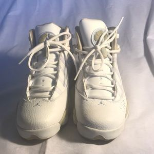 Youth Jordan Six Rings Basketball Shoe